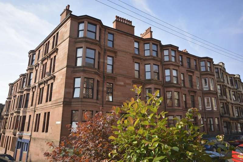 1 Bedroom Flat for rent in White Street, Flat 3/2, Partick, Glasgow, G11 5EF