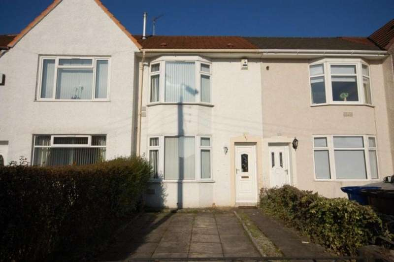 2 Bedrooms Terraced House for sale in Millburn Avenue, Clydebank G81 1ER