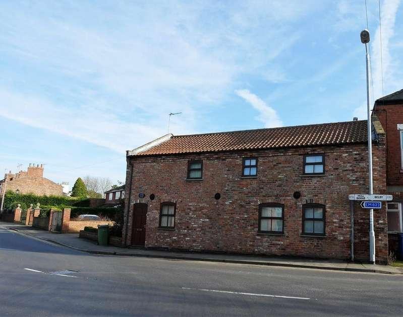 2 Bedrooms Cottage House for rent in Station Cottage, Flatgate, Howden