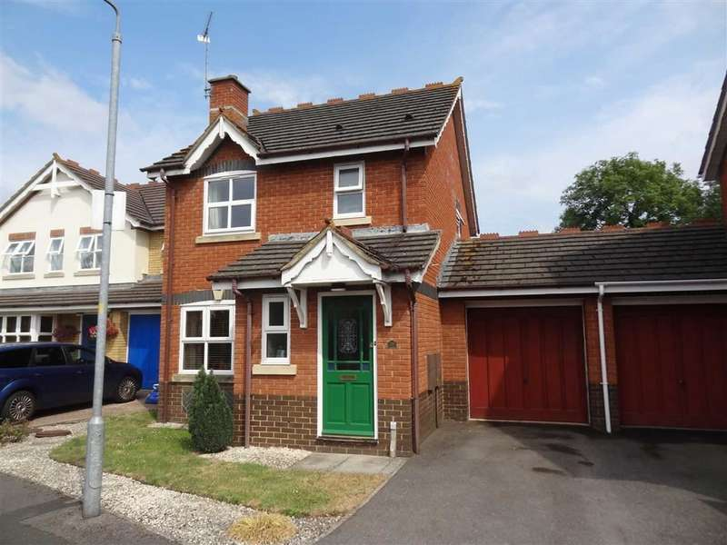 3 Bedrooms Detached House for sale in Boleyn Close, Grange Park, Swindon