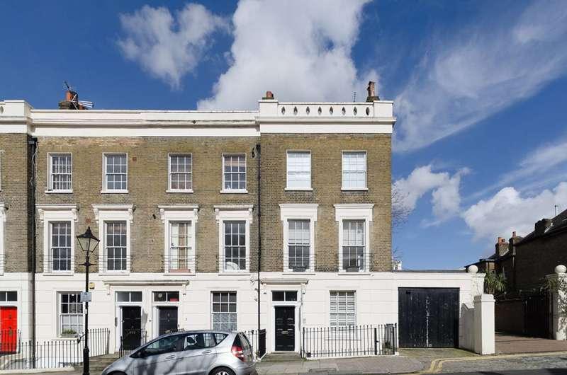 1 Bedroom Flat for sale in Cruikshank Street, Bloomsbury, WC1X