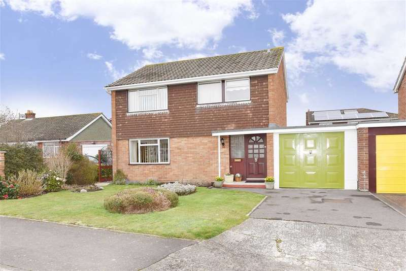 3 Bedrooms Detached House for sale in LAUREL CLOSE, LOCKS HEATH