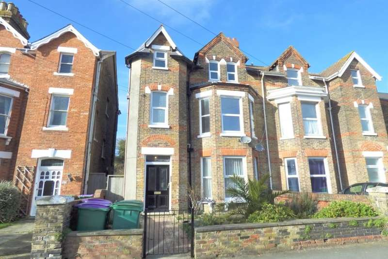 4 Bedrooms Semi Detached House for sale in Brockman Road, Folkestone, CT20