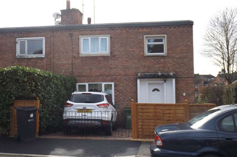 1 Bedroom Flat for sale in Avon Road, Worcester, WR4