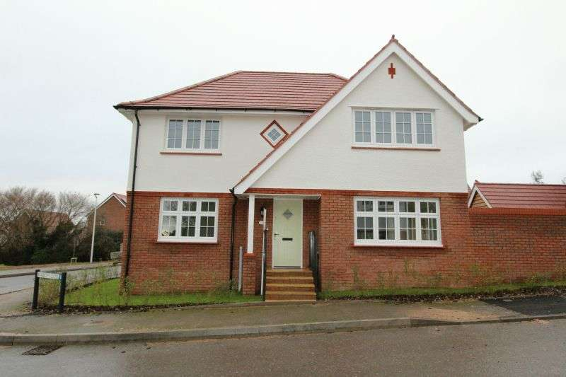 4 Bedrooms Detached House for sale in ABBOTT CLOSE, OTTERY ST MARY