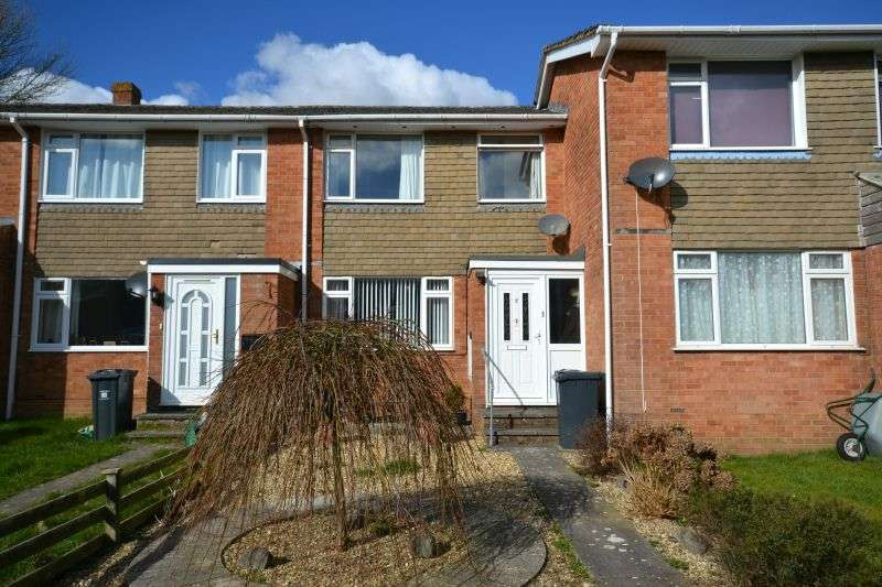 2 Bedrooms Terraced House for sale in YORK CLOSE, FENITON