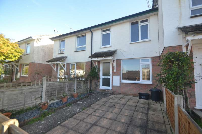 3 Bedrooms Terraced House for sale in Ringwood, Hampshire BH24