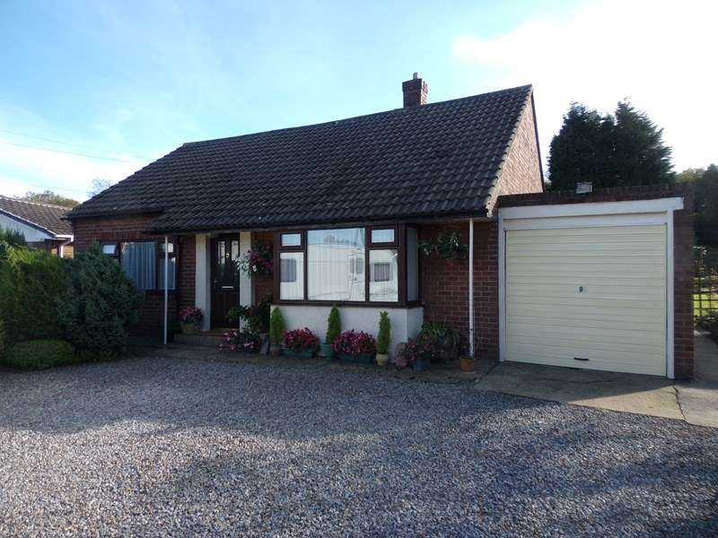 2 Bedrooms Bungalow for sale in The Avenue, Greencroft, Stanley, Durham, DH9 8NX