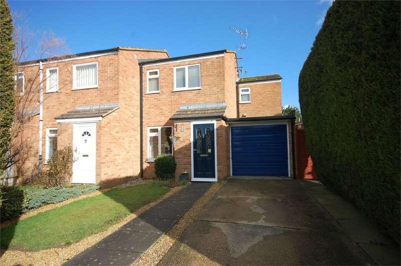 3 Bedrooms End Of Terrace House for sale in Charmfield Road, Aylesbury, Buckinghamshire
