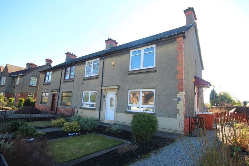 2 Bedrooms Flat for sale in Glebe Street, Renfrew, PA4