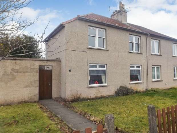 1 Bedroom Flat for sale in Scoonie Road, Leven, Fife
