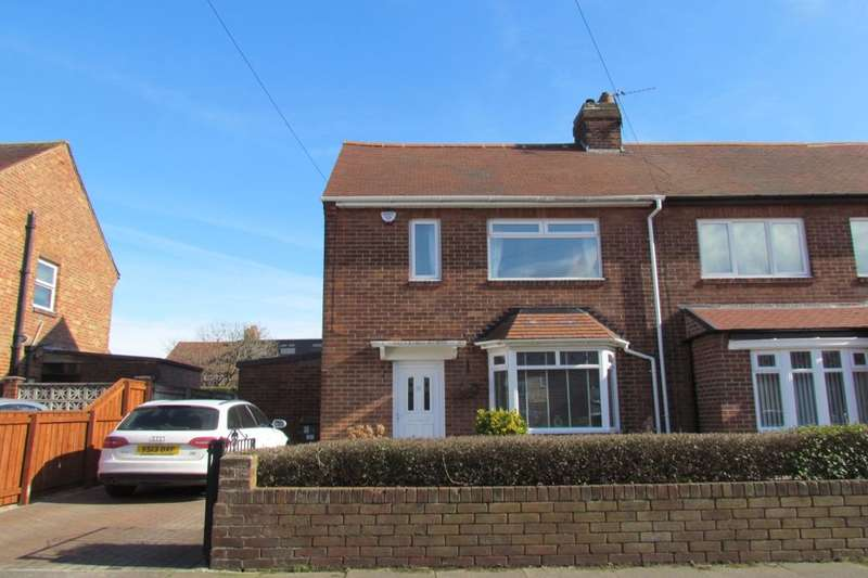 2 Bedrooms Semi Detached House for sale in Beal Drive, Forest Hall, Newcastle Upon Tyne, NE12