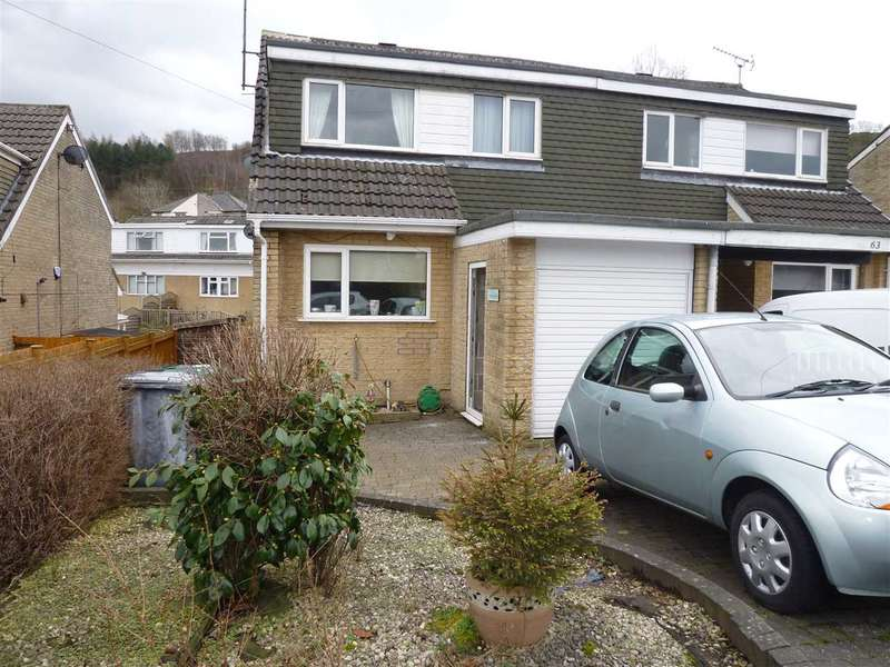 2 Bedrooms Semi Detached House for sale in Warneford Road, Cowlersley, Huddersfield