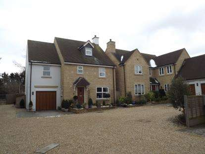 4 Bedrooms Detached House for sale in Glen Avon Court, Hornbury Hill, Minety, Malmesbury