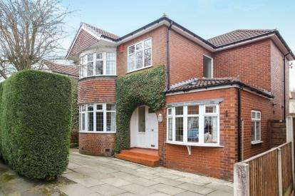4 Bedrooms Detached House for sale in Brentwood Drive, Gatley, Cheshire, .