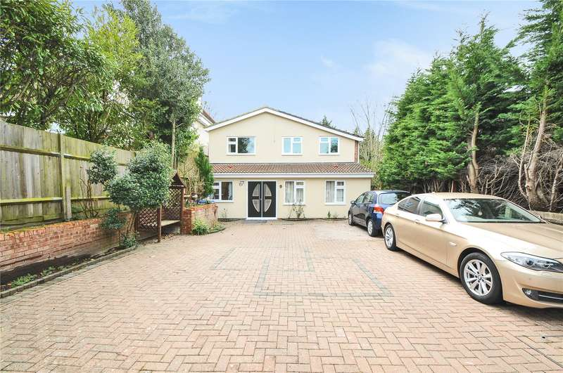 6 Bedrooms Detached House for sale in Fairfield Road, Uxbridge, Middlesex, UB8