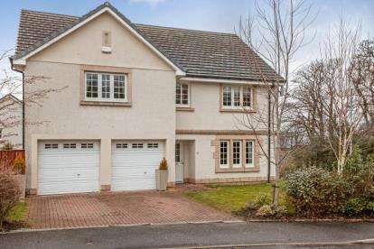 4 Bedrooms Detached House for sale in Mary Slessor Wynd, Rutherglen