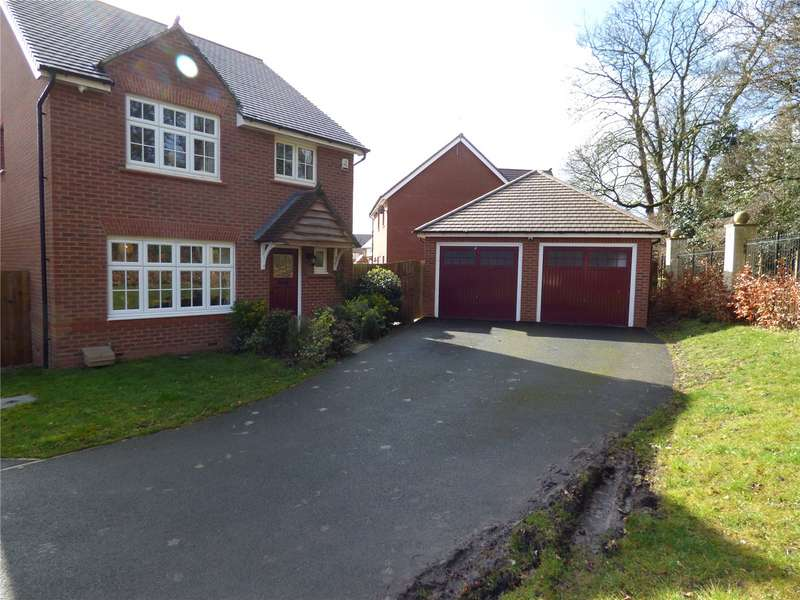 4 Bedrooms Detached House for sale in Evercroft Road, Liverpool, Merseyside, L14