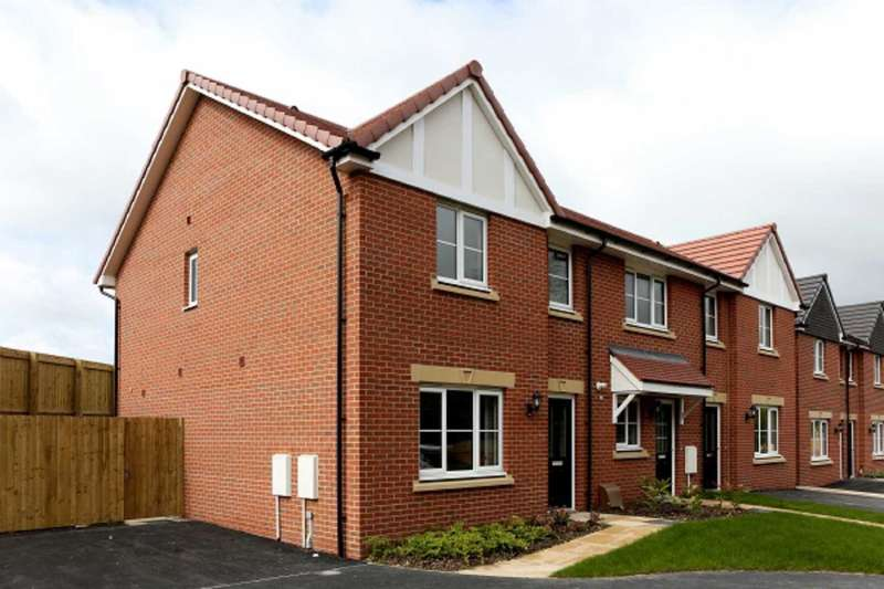 3 Bedrooms Mews House for sale in Hill Top Grange, Davenham
