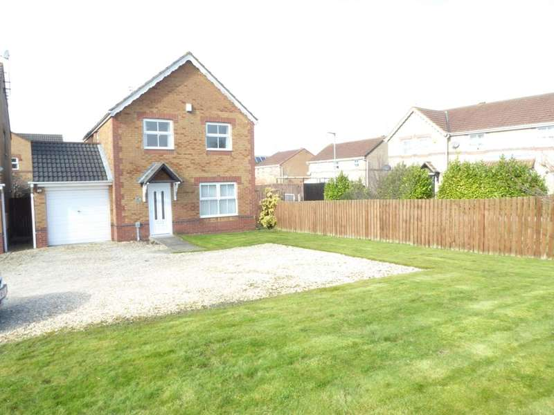 4 Bedrooms House for sale in Charnwood Close, Kingswood, HULL, HU7 3HH