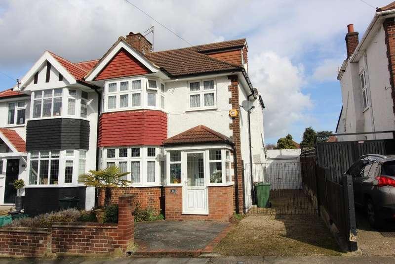 4 Bedrooms Semi Detached House for sale in Spur Road, Orpington, Kent, BR6 0QR