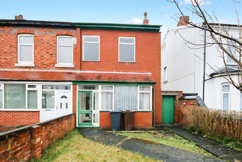 2 Bedrooms Semi Detached House for sale in Upper Aughton Road, Birkdale, Southport