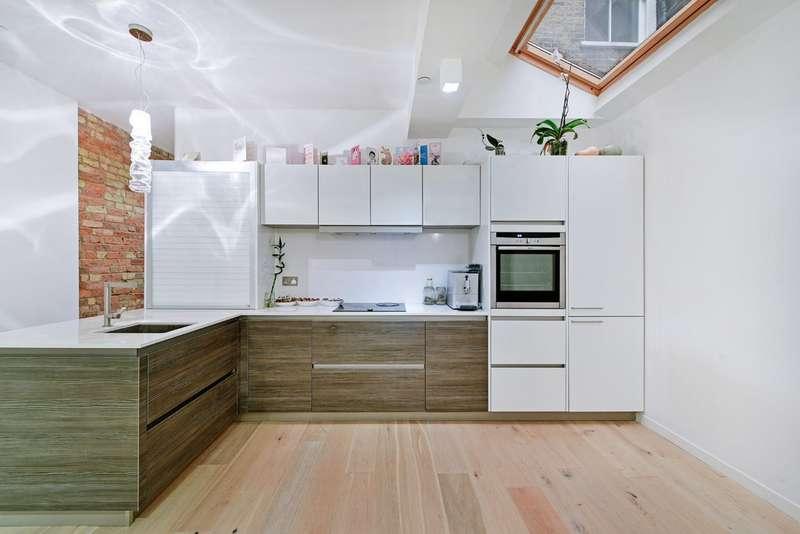 3 Bedrooms Ground Flat