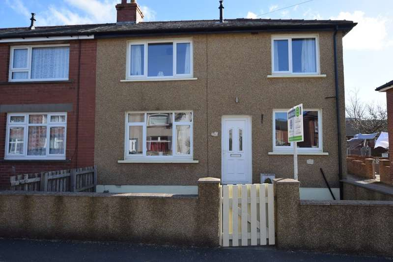 3 Bedrooms End Of Terrace House for sale in Lord Street, Dalton-in-Furness, Cumbria, LA15 8HF