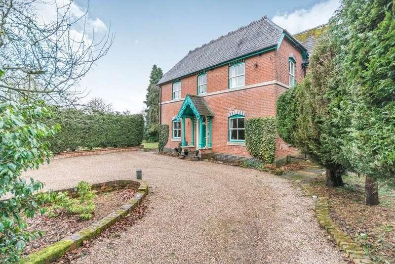 5 Bedrooms Detached House for sale in Druids Lane, Walkers Heath