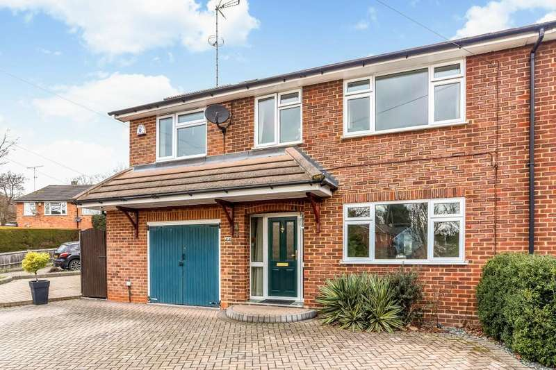 4 Bedrooms Semi Detached House for sale in Park Drive, Sunningdale