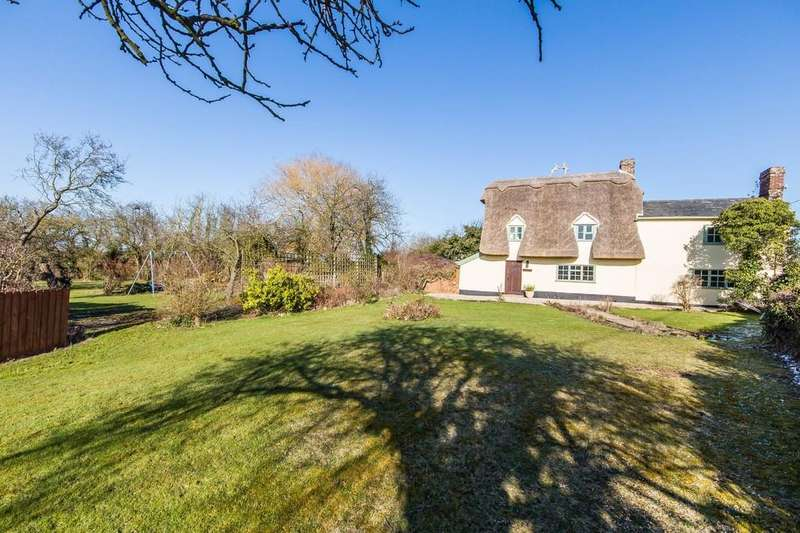 2 Bedrooms Detached House for sale in The Green, Little Thurlow