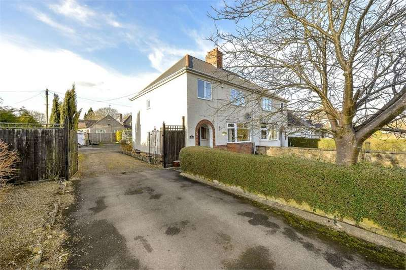 4 Bedrooms Semi Detached House for sale in Oakley Road, Corby, Northamptonshire