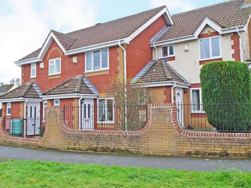 2 Bedrooms Terraced House for sale in Bucknill Close, Exminster, Exeter