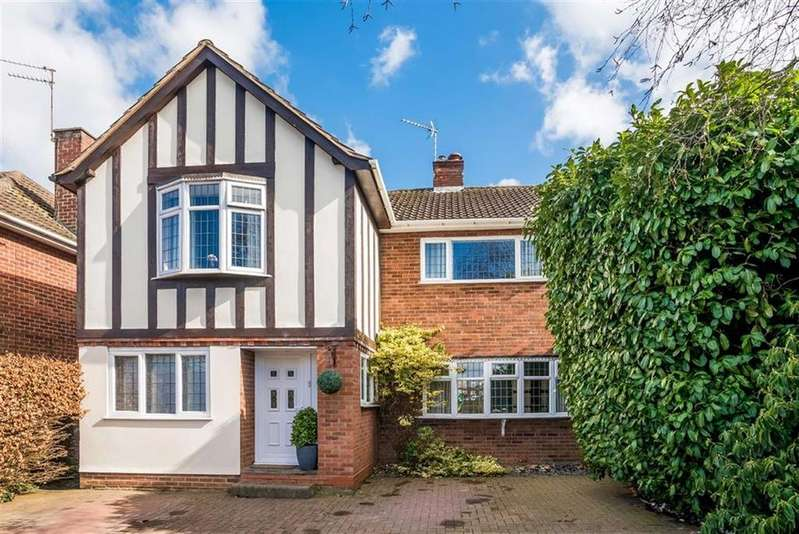 4 Bedrooms Detached House for sale in Lillington Road, Leamington Spa, CV32