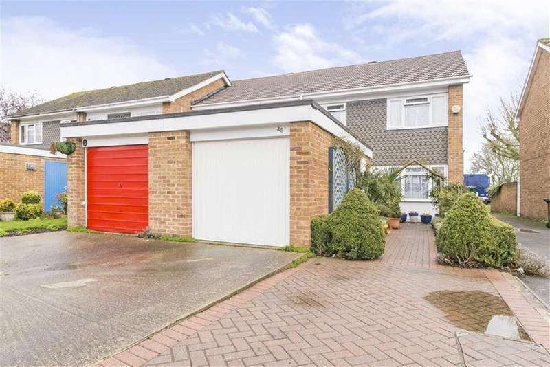 3 Bedrooms End Of Terrace House for sale in Nimbus Road, Epsom, Surrey