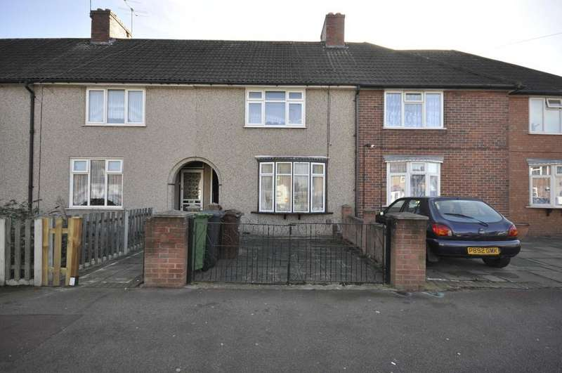 2 Bedrooms Terraced House for sale in Porters Avenue, Dagenham