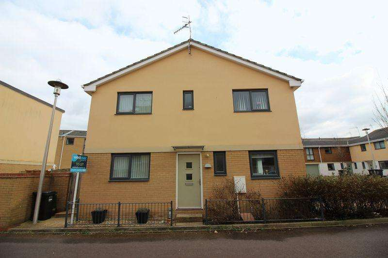 3 Bedrooms End Of Terrace House for rent in Halyard Way, Portishead