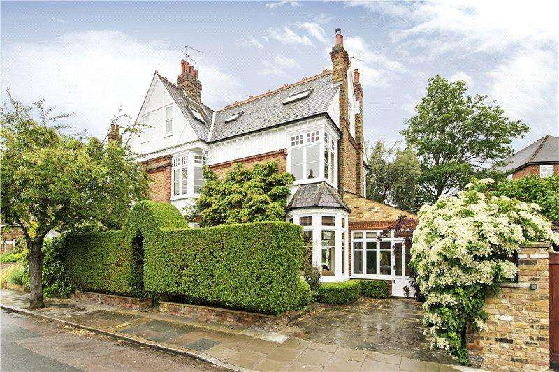 5 Bedrooms House for rent in Fitzgerald Avenue, London, SW14