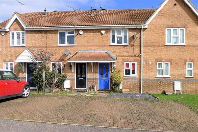 2 Bedrooms Terraced House for sale in Shorefields, Rainham