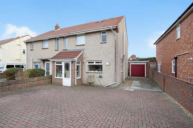 3 Bedrooms Semi Detached House for sale in Harbour Way, Shoreham By Sea, West Sussex BN43 5HH