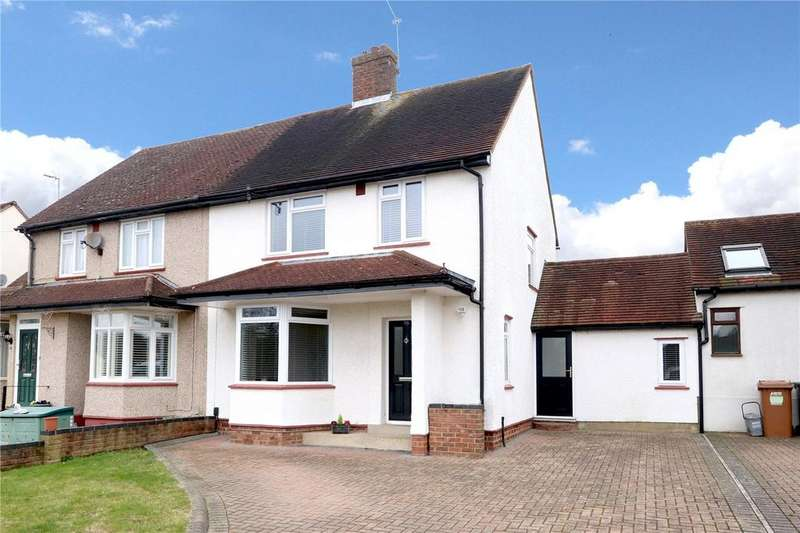 4 Bedrooms House for sale in Trowley Rise, Abbots Langley, Hertfordshire, WD5