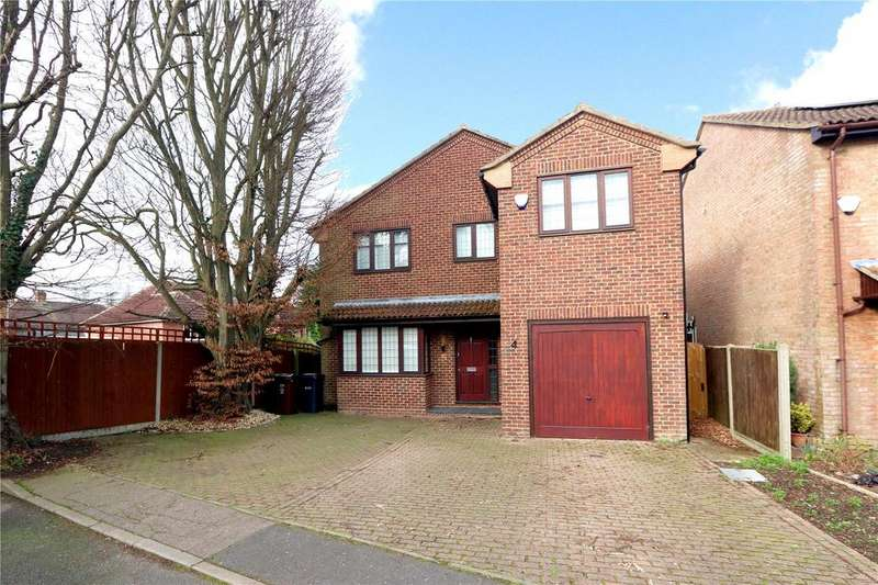 4 Bedrooms House for sale in Stratford Way, Bricket Wood, St Albans, Hertfordshire, AL2