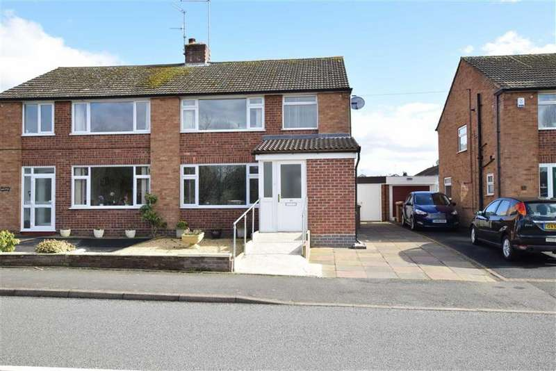3 Bedrooms Semi Detached House for sale in Lickhill Rd North, Stourport On Severn, Worcestershire