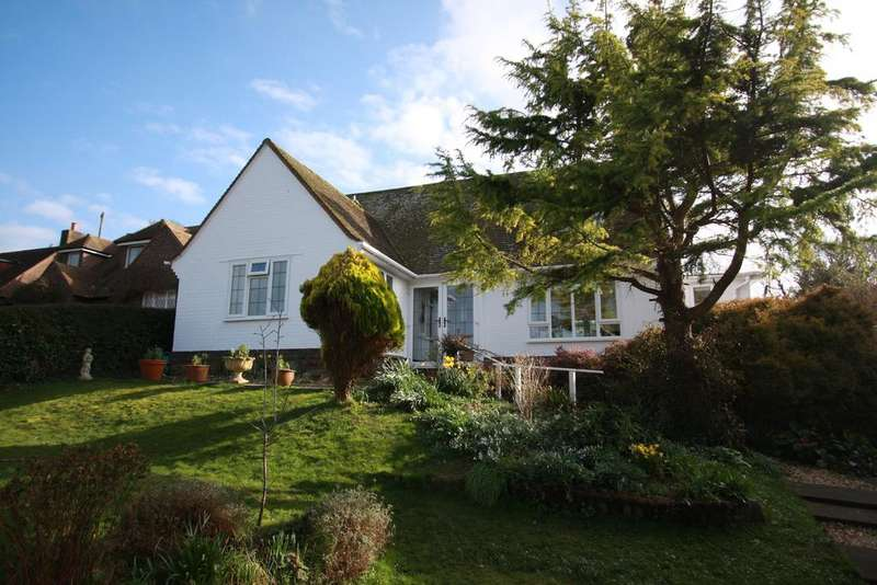 2 Bedrooms Detached Bungalow for sale in Wenthill Close, East Dean BN20