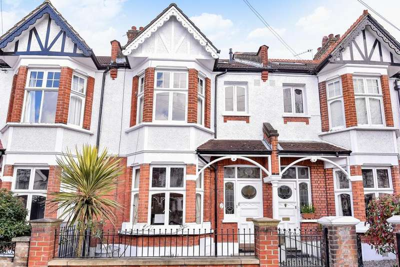 4 Bedrooms Terraced House for sale in Revelstoke Road, Southfields