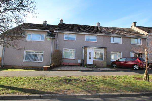 3 Bedrooms Terraced House for sale in 9 Montreal Park, East Kilbride, Glasgow, G75 8LA