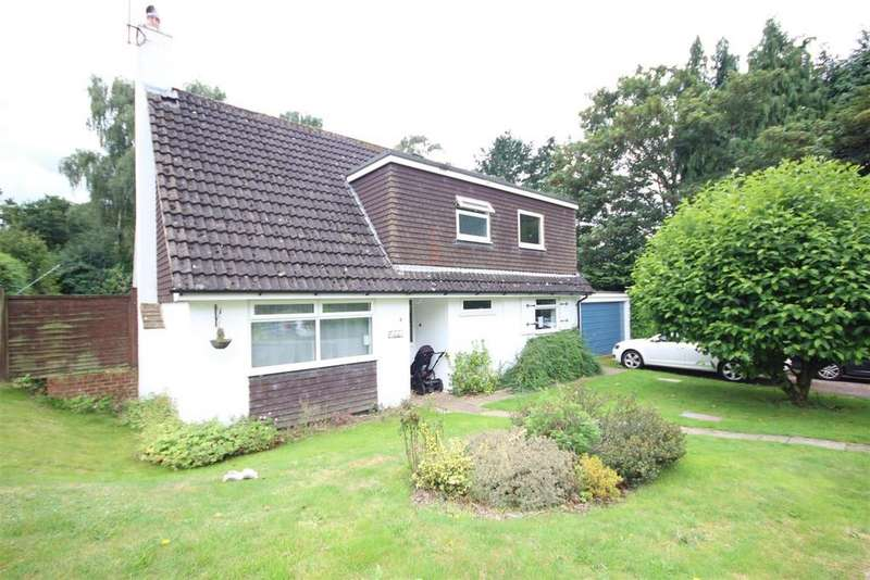 4 Bedrooms Detached House for rent in Pine View Close, Chilworth, Guildford