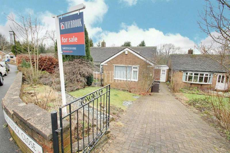 4 Bedrooms Bungalow for sale in Blackstock Close, Gleadless Valley, S14