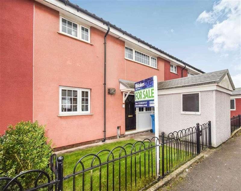 3 Bedrooms Terraced House for sale in Swinderby Garth, Bransholme, Hull, HU7