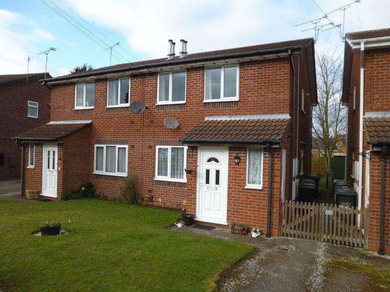 2 Bedrooms Maisonette Flat for rent in Holbein Close, Bedworth